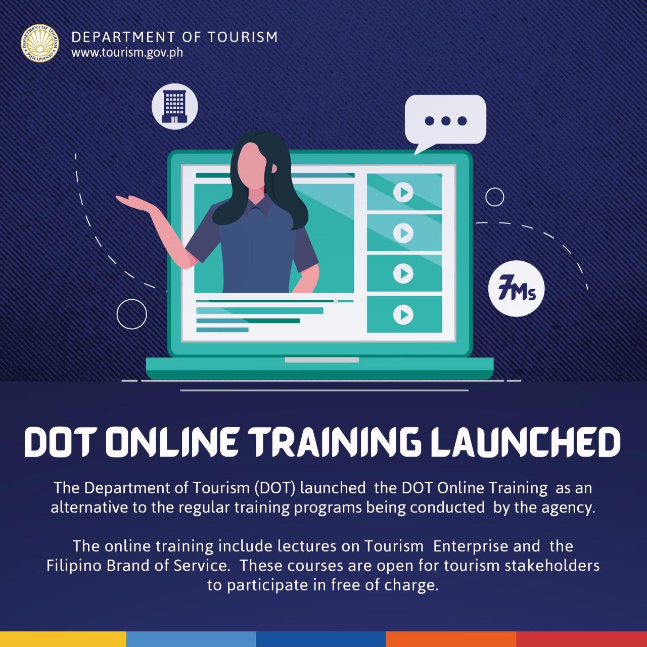 Department Of Tourism Philippines